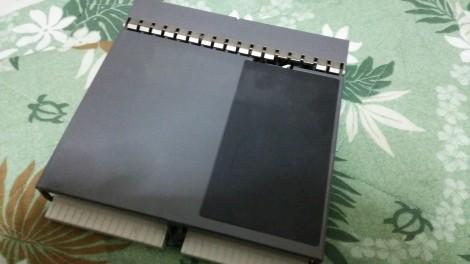 MSA1000バッテリ交換
