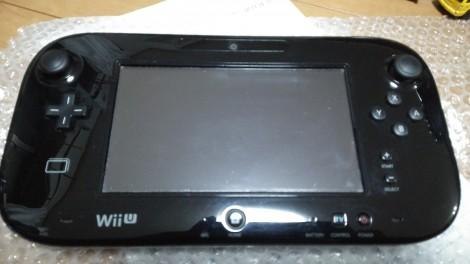 WiiUゲームパッド修理