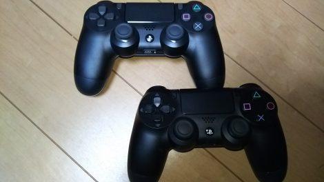 PlayStation 4 コントローラ